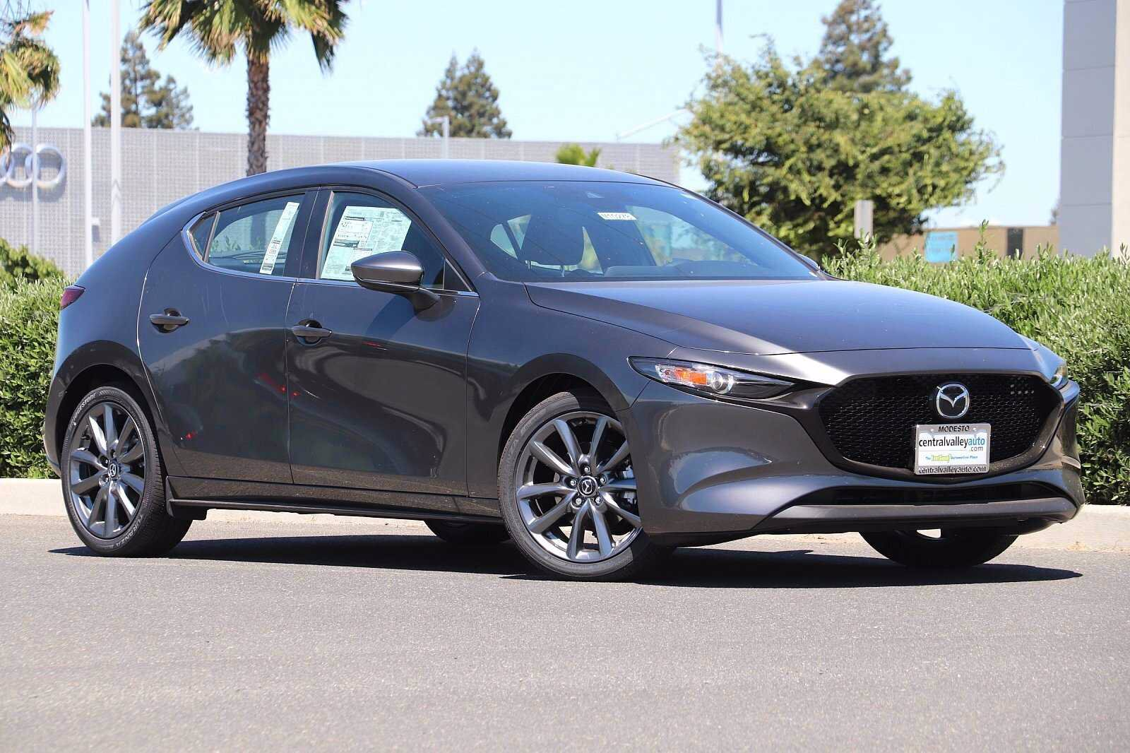 New 2020<br>Mazda3 Hatchback<br>Preferred Package AWD