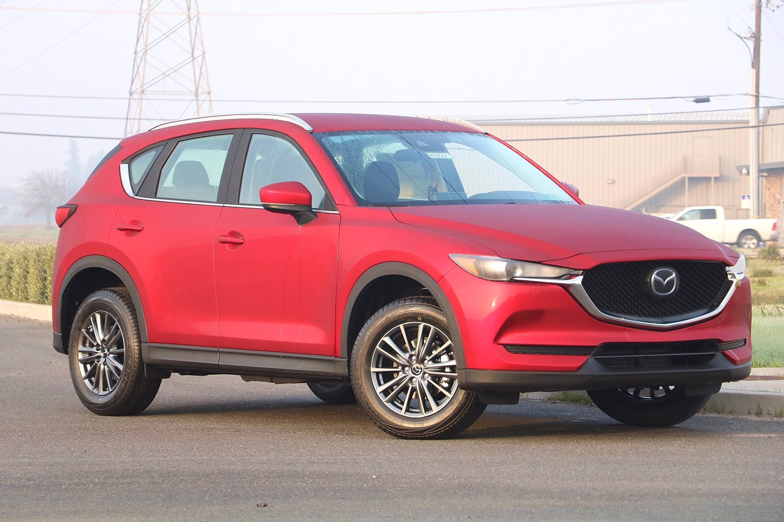 New 2020<br>Mazda CX-5<br>Sport FWD