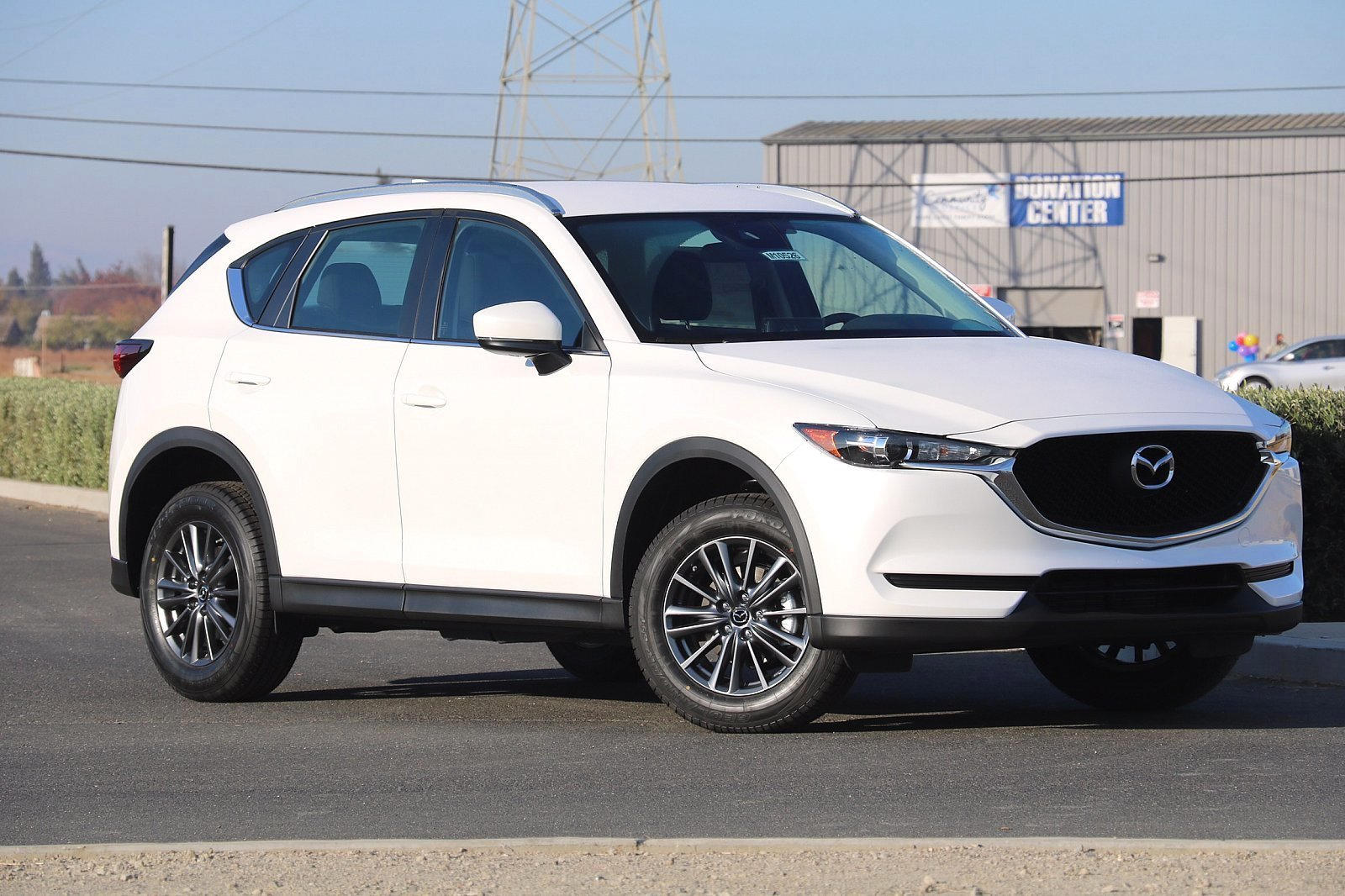 New 2019<br>Mazda CX-5<br>Sport FWD