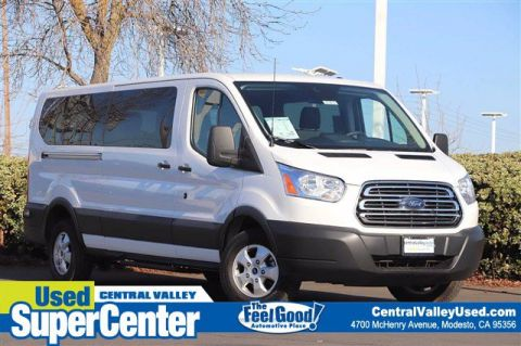 Pre-Owned 2018 Ford Transit Passenger Wagon
