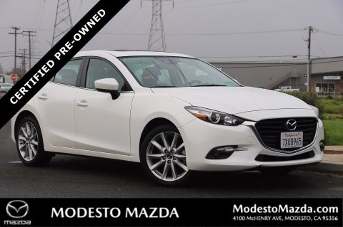 Certified Pre-Owned 2017 Mazda3 5-Door Grand Touring