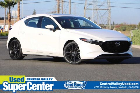 Certified Pre-Owned 2019 Mazda3 Hatchback with Premium Pkg